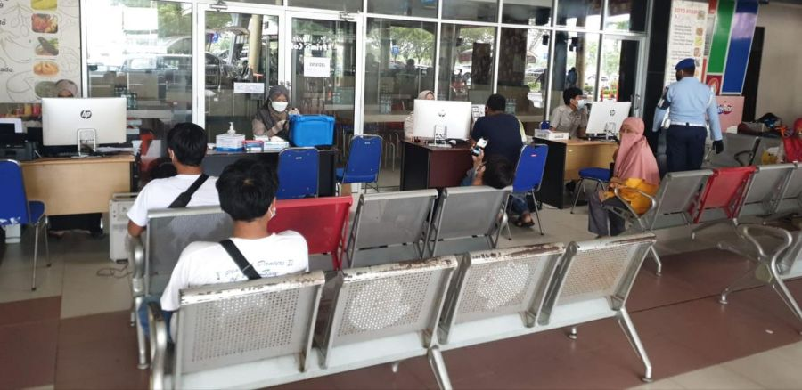 AP II Bekerjasama dengan KKP BIM Siapkan Sentra Vaksinasi di Bandara Internasional Minangkabau