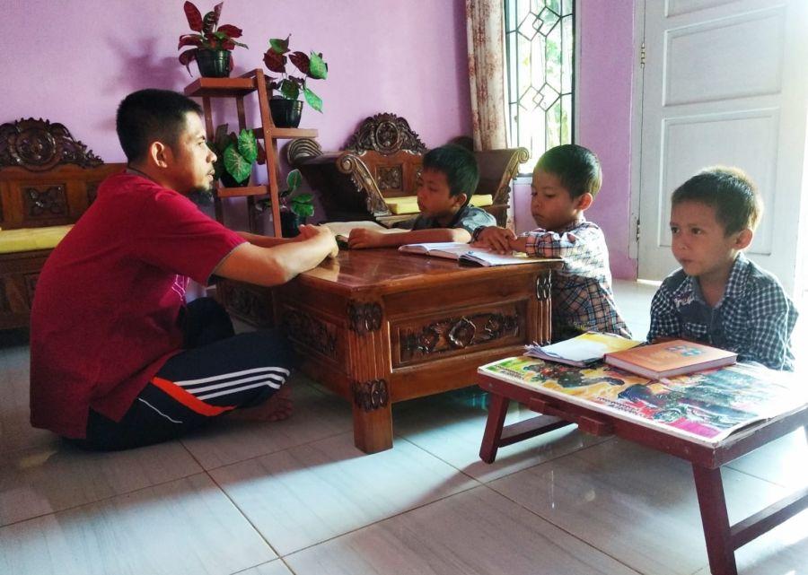 Belajar Jarak Jauh Bikin Keluarga Stress, DPP LDII Tawarkan Solusinya