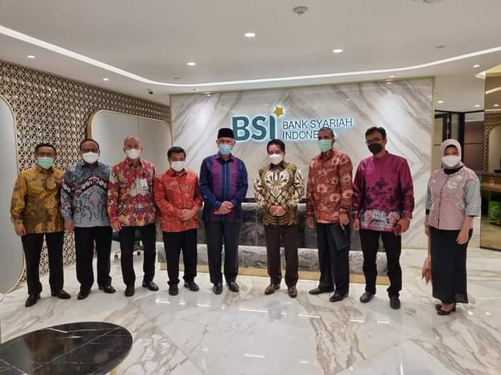 BSI dan BPKH Dukung Konversi Bank Nagari Menjadi Bank Nagari Syariah