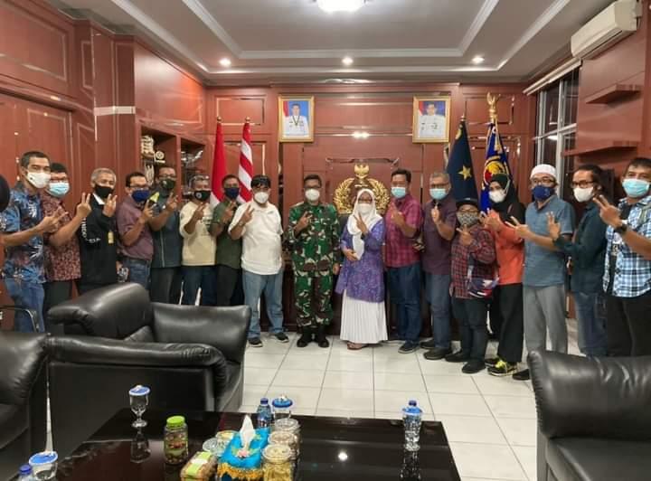 Didukung Penggiat Wisata Sumbar, Lantamal II Launching Program Kampung Bahari 1 Juli Mendatang