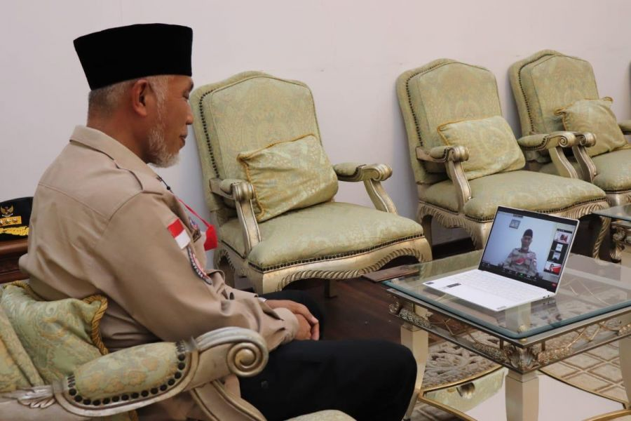 Gubernur Mahyeldi Terpilih sebagai Ketua IPHI Sumbar