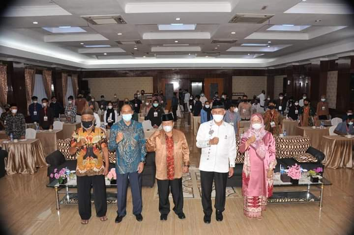 Gubernur Sumbar:  Generasi Minang Jangan Lebih Barat dari Sumatera Barat