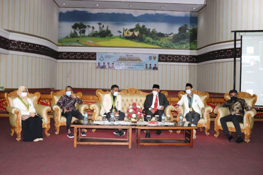 Gubernur Sumbar: Kaderisasi Organisasi Penting untuk Ciptakan SDM Demi Pembangunan Bangsa