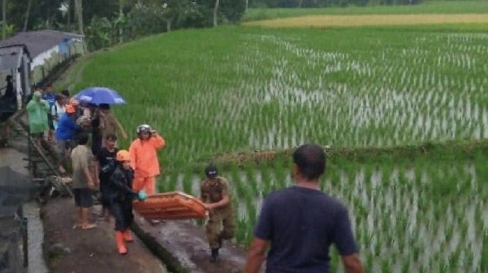 Hujan Petir di Batusangkar Tewaskan 2 Warga