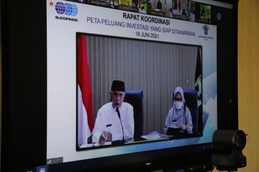 Kementerian Investasi Dukung Pengembangan Industri Pertanian Sumbar