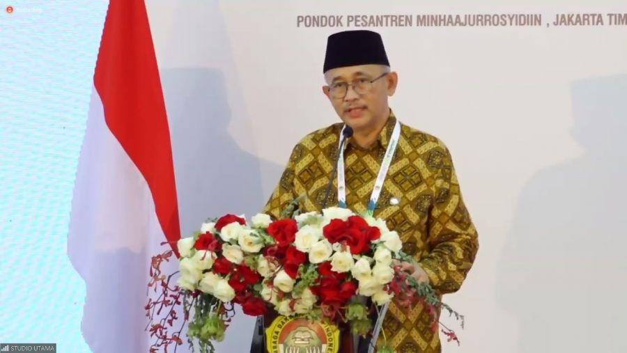 Ketua Umum DPP LDII Ingatkan Pentingnya Lawan Penyebaran Covid-19 Saat Hari Raya Kurban