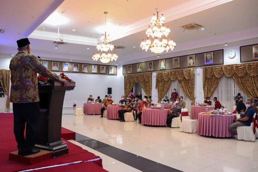 KONI Sumbar Minta Dukungan Bupati/Wali Kota Maksimalkan Perjuangan di PON XX Papua