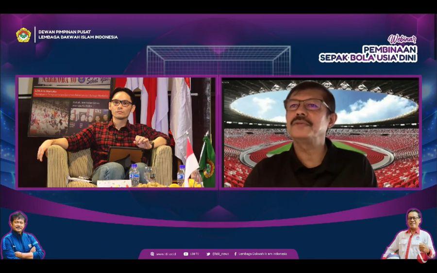 Kontribusi LDII dalam Pengembangan Sepak Bola Indonesia