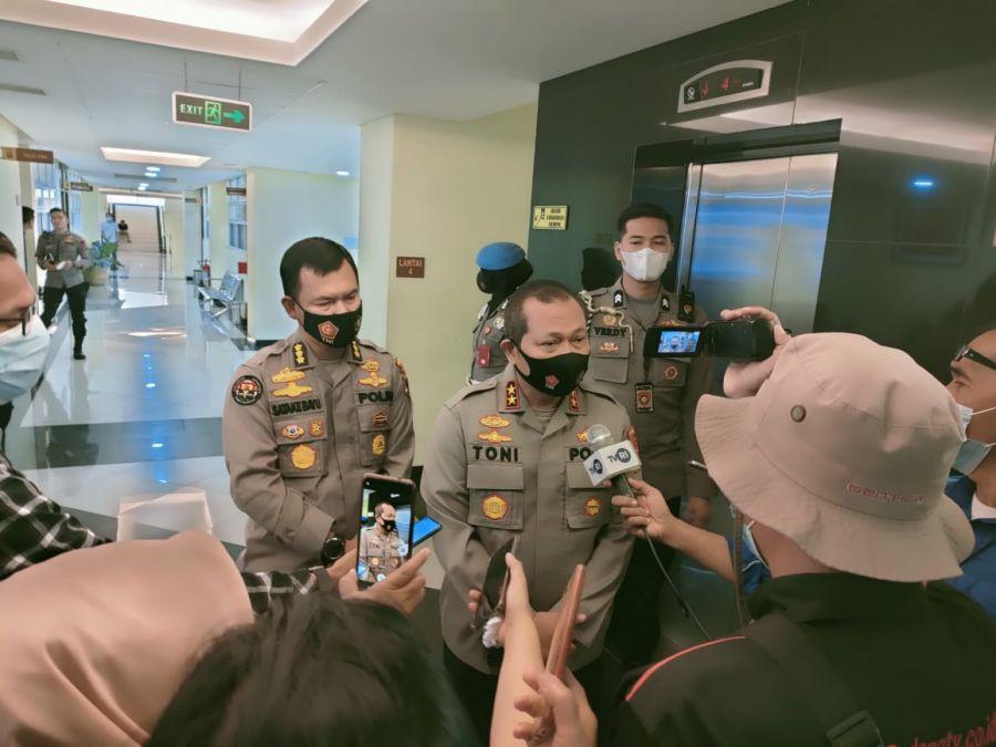 Layanan Polisi 110 Aktif di Sumbar, Kapolda: Kecepatan Pelayanan Masyarakat