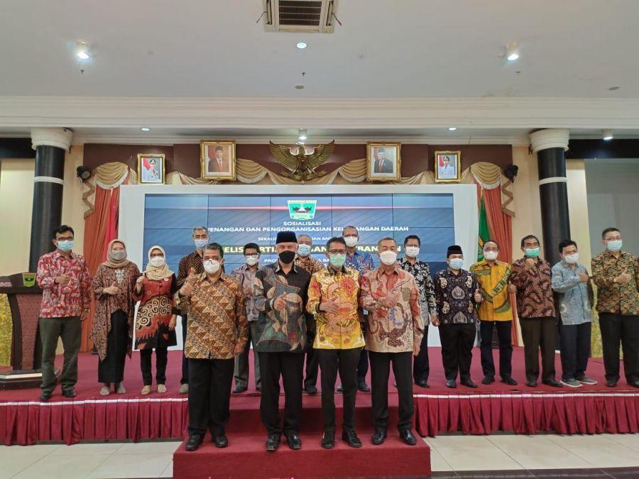Majelis Pertimbangan Kelitbangan Gerak Cepat Bahas Dinamika Sumatera Barat