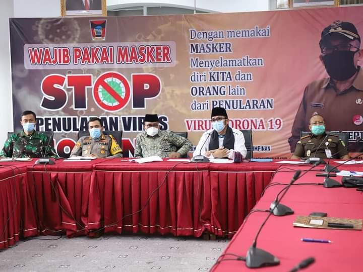 Menindaklanjuti Surat Edaran Gubernur, Pemko Padang Himbau Warga Salat EID Di Rumah Saja