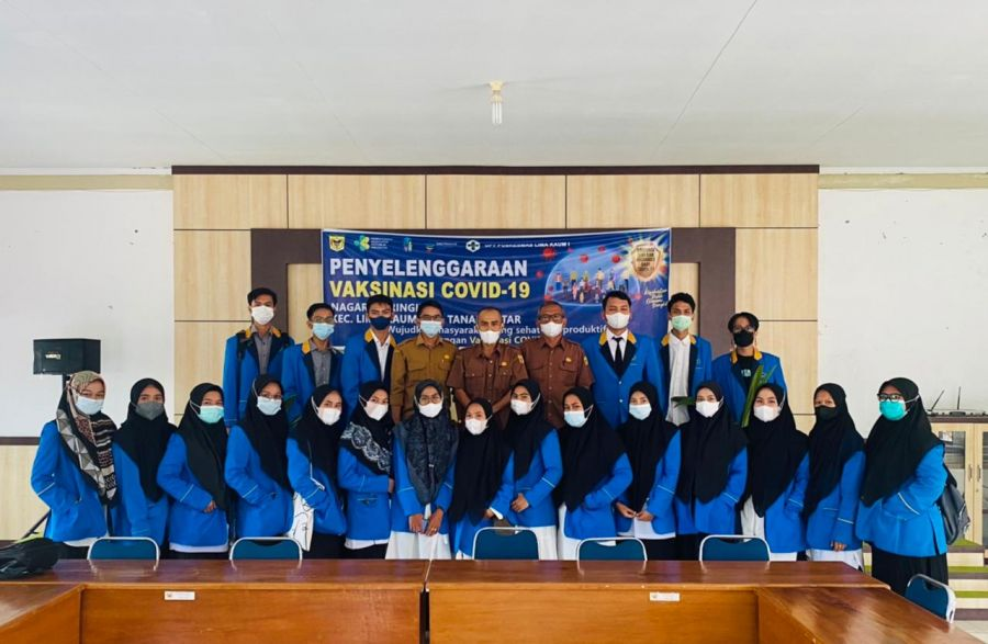 Nagari Baringin Terima 50 Mahasiswa KKN dari IAIN Batusangkar