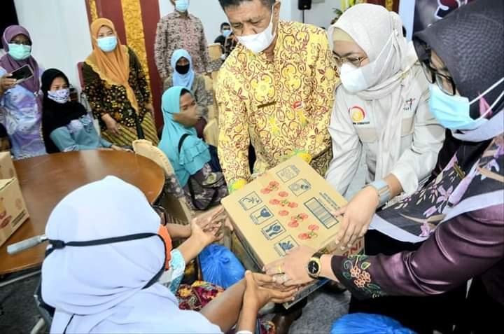 Ny. Genny Hendri Septa: Disabilitas dan Lansia adalah Keluarga Kita yang Harus Kita Lindungi!