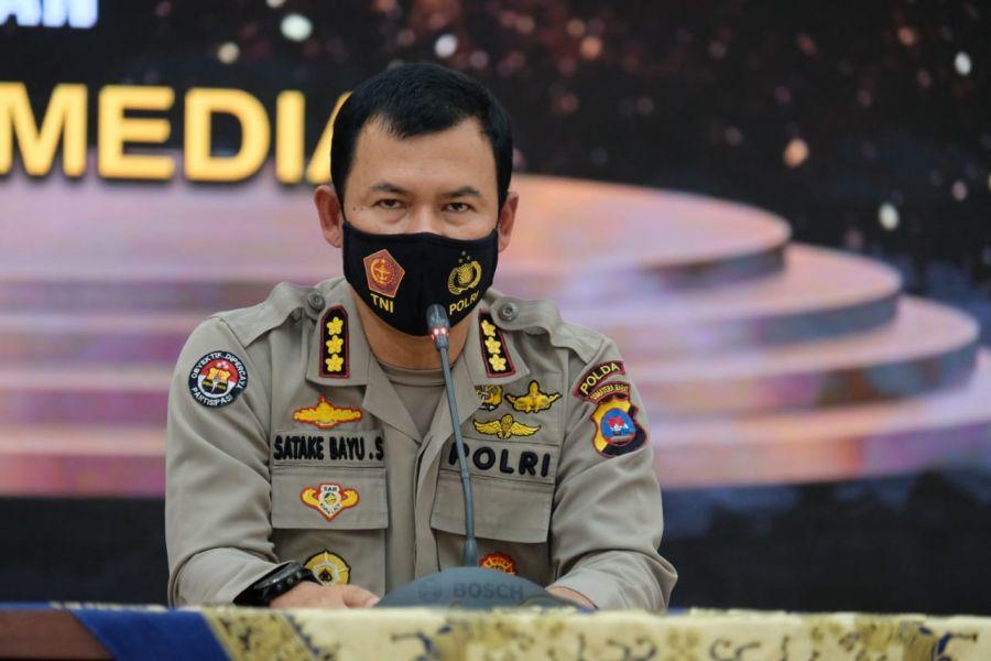Operasi Yustisi Satgas Gakkum Polda Sumbar, Denda Tak Patuh Prokes Capai Puluhan Juta Rupiah