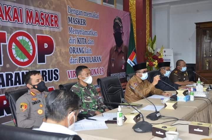 Padang Kembali Darurat Covid-19, Pemko dan Forkopimda Siapkan Aturan Tegas