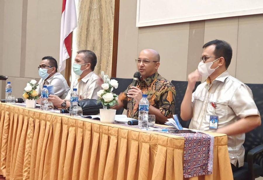 Tingkatkan Kualitas Pekerjaan, Perumda AM Kota Padang Sosialisasikan Peraturan Kepegawaiaan