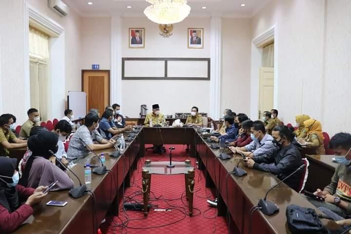 Bantu Dorong Majukan Pembangunan Daerah, Pemprov Sumbar Butuh Wartawan dan Media