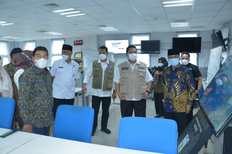 Pendirian Balai Besar Logistik dan Peralatan BNPB Untungkan Sumbar