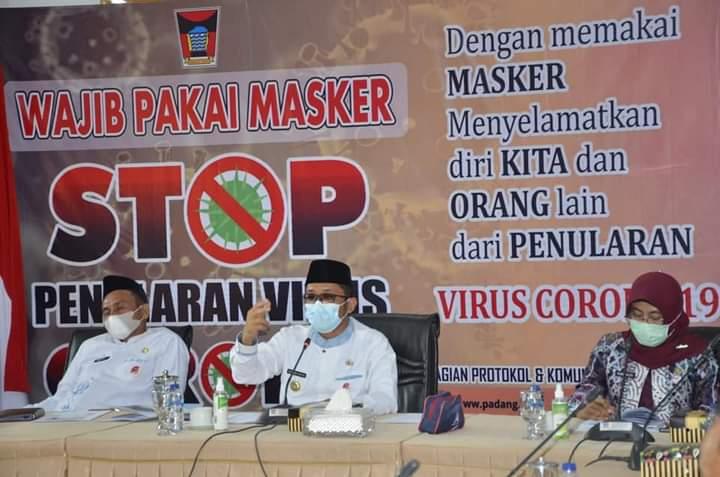 Percepat Pembangunan Kota Padang, Pemko Gandeng Tim Ahli