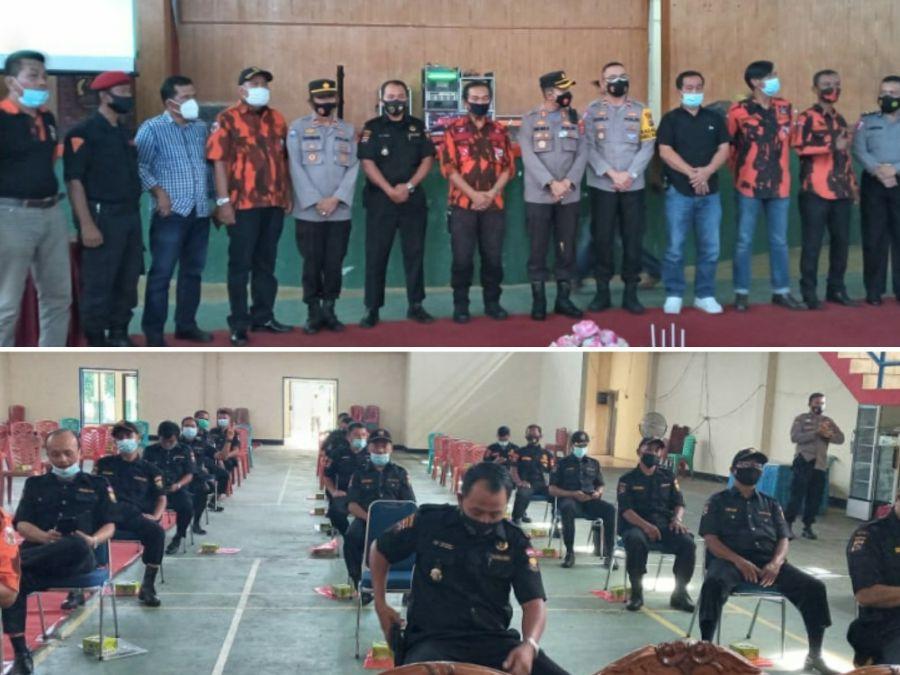 Polres Agam Gelar FGD Community Policing Tekan Laka Lantas dan Berantas Narkoba