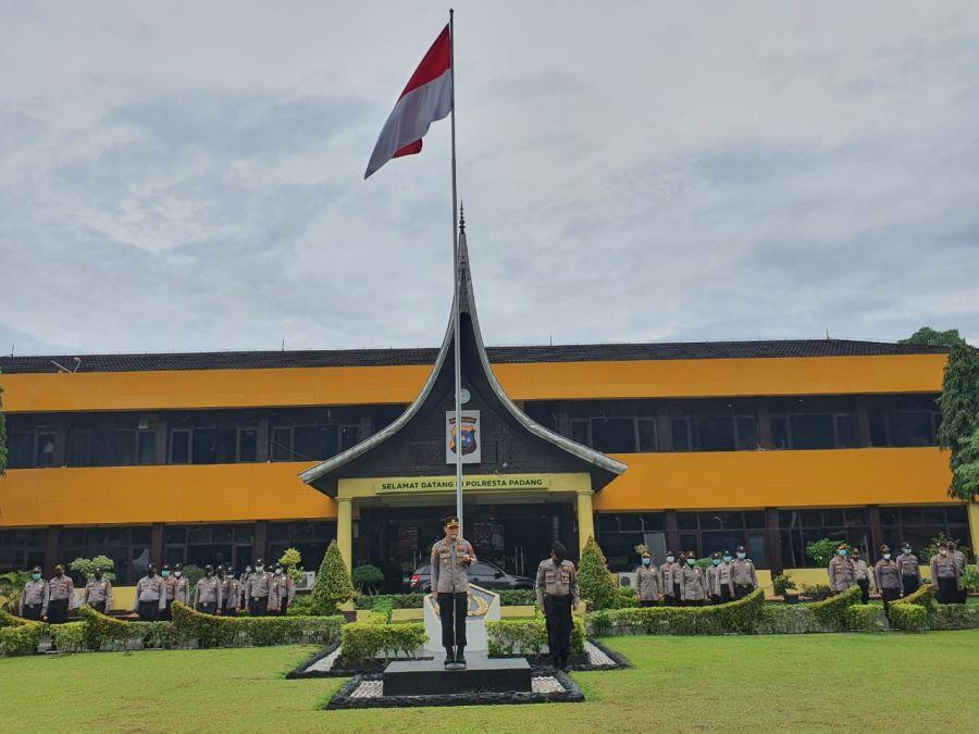 Polresta Padang Fokus Antisipasi Kerumunan Dalam Kota