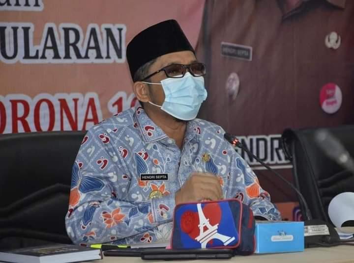 PPKM Darurat di Padang Diperpanjang