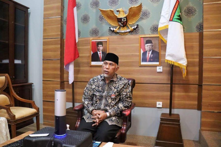 Presiden Joko Widodo Bantu Konsentrator Oksigen, Obat dan Vaksin untuk Sumbar