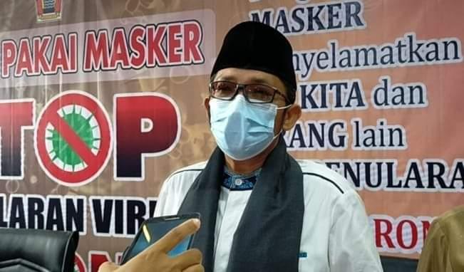 Ratas Forkopimda, Wali Kota Padang Putuskan Shalat Idul Fitri 1442 H di Rumah Saja