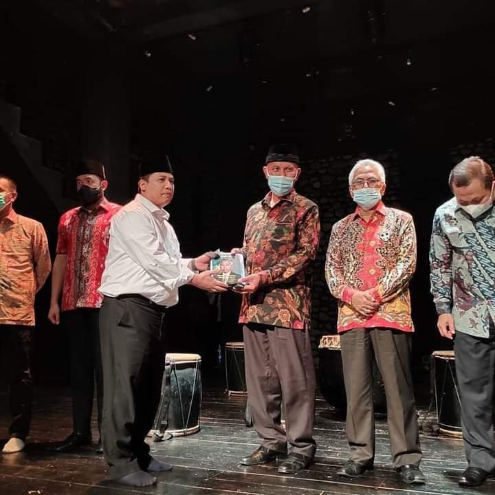 Resmikan PKM, Gubernur Sumbar Ajak Lestarikan dan Majukan Kebudayaan Minangkabau