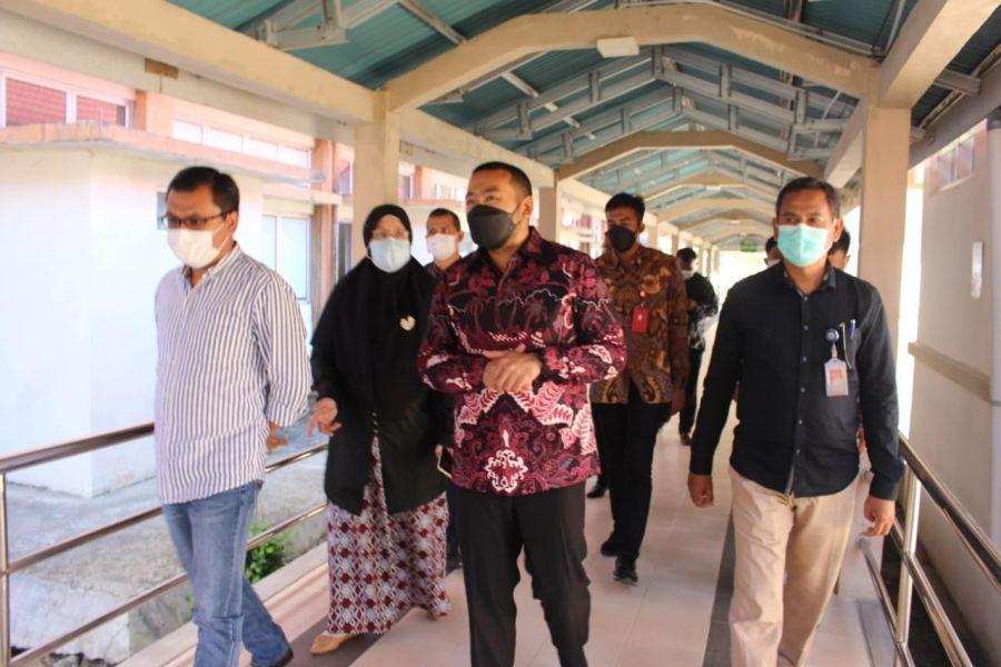 RSUD Achmad Darwis di Suliki Tambah Ruang Operasi Khusus COVID-19