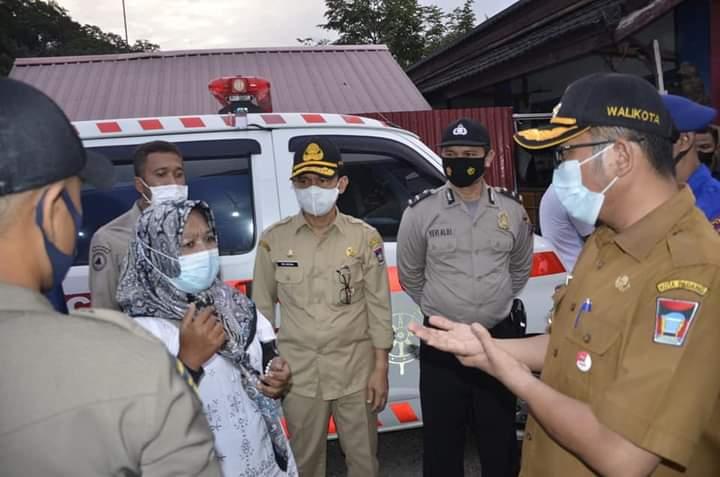 Sidak Wako Hendri Septa di Pelabuhan Muara, Penumpang dari Mentawai Tertahan!