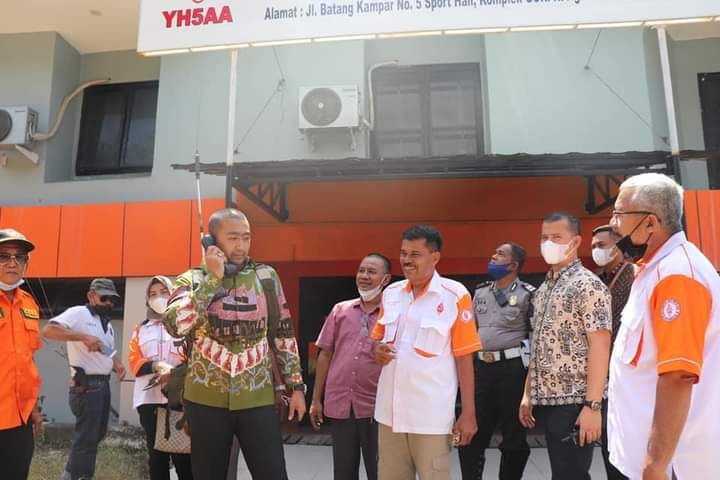 Wagub Audy Joinaldy : ORARI Berperan Penting Saat Terjadi Bencana
