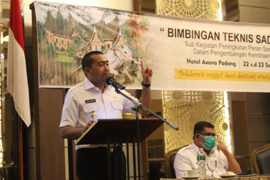 Wagub Audy: Kebersihan dan Pelayanan Jadi Kunci Pengembangan Pariwisata
