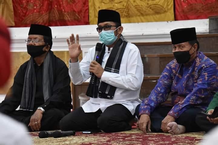 Wako Hendri Septa Ajak Ormas se-Kota Padang Bersinergi Atasi Covid-19