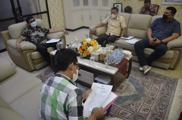 Wako Hendri Septa Terbitkan SE Kota Padang PPKM Level 4 Sampai 2 Agustus