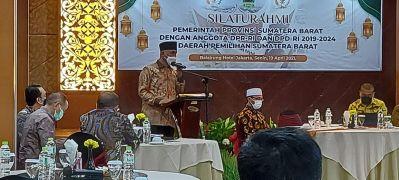 Anggota DPR RI Asal Sumbar Siap Berkontribusi dan Dukung Mahyeldi - Audy Majukan Pembangunan Sumbar