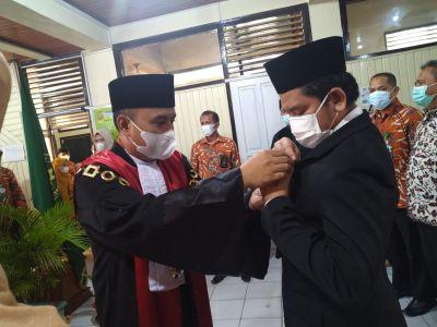 Ari Sultoni Ketua DPW LDII Sumbar Resmi Dilantik Sebagai Panitera PN Payakumbuh