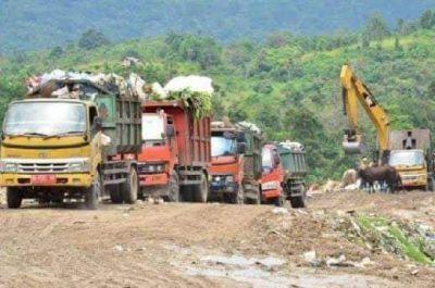 Bulan Ramadhan, Di Padang Kenaikan Produksi Sampah Tidak Signifikan