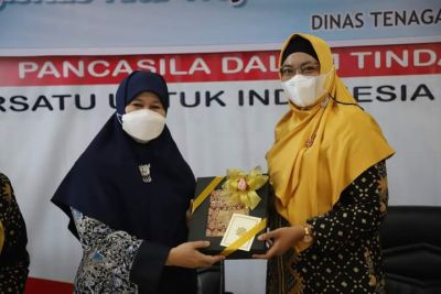 Dekranasda Padang Siap Kembangkan Industri Kerajinan Kota Padang