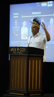Di Seminar BEM PTMI, Baintelkam Polri Sampaikan Tak Semua Wilayah Papua Diganggu KKB