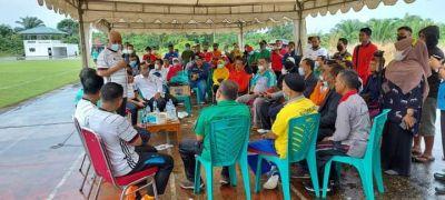 Gubernur Mahyeldi : Dapodik Agar Tingkatkan Datanya Termasuk Perkembangan Anak Didik