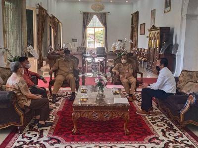 Gubernur Mahyeldi Dukung Pemerataan Akses BBM ke Pelosok Melalui Pertashop