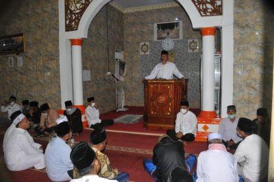 Gubernur Mahyeldi Ingatkan Umat Jaga Iman dan Imun lawan COVID-19, Terapkan Prokes dan Vaksinasi
