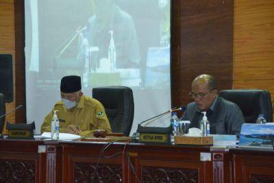 Gubernur Mahyeldi: Mengurangi dan Mencari jadi Kata Kunci Atasi Defisit APBD P 2021