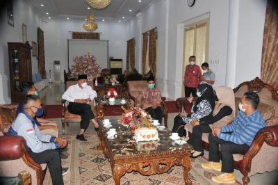 Gubernur Mahyeldi: Peserta Muhibah Budaya Harus Paham Sejarah Sumbar