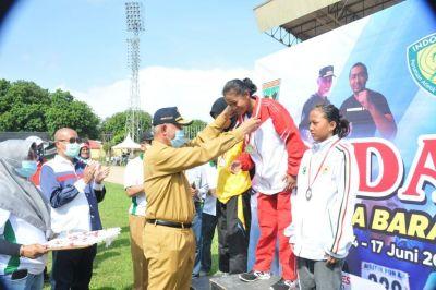 Gubernur Mahyeldi: POPDA Jadi Saringan Bagi Atlet Masa Depan Sumbar