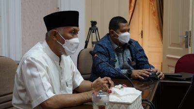 Gubernur Mahyeldi: Sasaran Intervensi Penurunan Stunting Harus Jelas