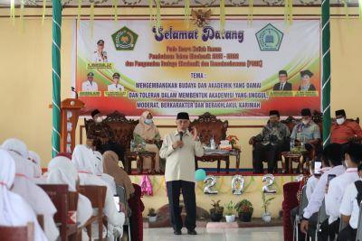 Gubernur Mahyeldi: STIT Syekh Burhanuddin Hadirkan Keunggulan untuk Tingkatkan Daya Saing