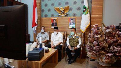 Gubernur Mahyeldi Tegaskan Belum Ada Keputusan PPKM Darurat di Sumbar Diperpanjang