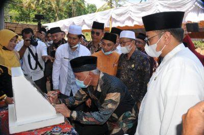 Gubernur Sumbar Ajak Hidupkan Kembali Silek di Setiap Masjid dan Surau